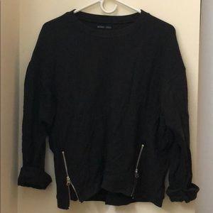 Zara washed sweatshirt